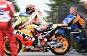 Schwantz: Motor Marquez Tak Cocok dengan Lorenzo