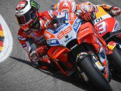 Lorenzo Jelaskan Penyebab Kalah di MotoGP Jerman