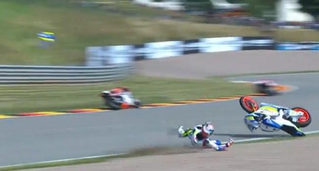 Hasil Lengkap Latihan Bebas 2 Moto2 Sachsenring, Jerman 2018