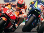 Hampir Celaka, Marquez Tanggapi Insiden vs Rins