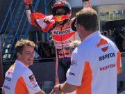 Barros: Marquez Diatas Semua Pembalap Lain
