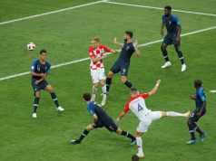Kalahkan Kroasia 1-2, Perancis Juara Dunia 2018