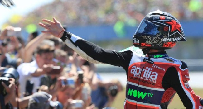 Redding: Marquez Tak Mungkin Menang Pakai Aprilia