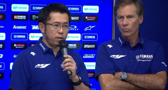 Yamaha Minta Maaf ke Rossi dan Vinales