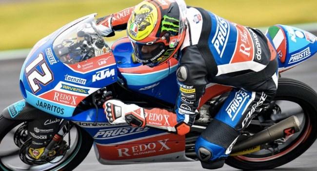 Championship Standings Brno, Czech Moto3 2018