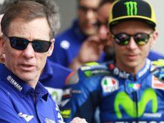 Yamaha Cekal Marquez Bersaudara Selamanya