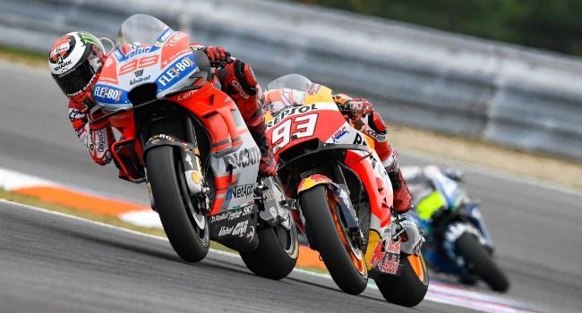 Ducati Izinkan Lorenzo Jajal Honda di Valencia