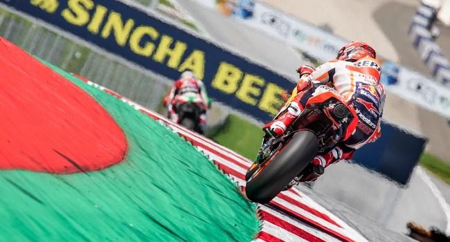 Start Terdepan, Marquez Masih Khawatirkan Ducati