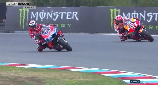 Marquez Waspadai Serangan Ducati di GP Austria