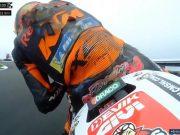 Heboh Rider KTM Pakai Honda di Pemanasan GP Inggris?