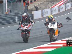 Hasil Lengkap Kualifikasi Moto2 Red Bull Ring, Austria 2018