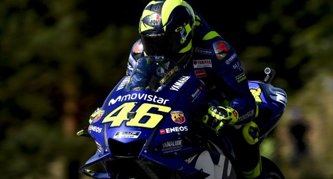 Rossi: Red Bull Ring 'Mimpi Buruk' Yamaha – runganSport