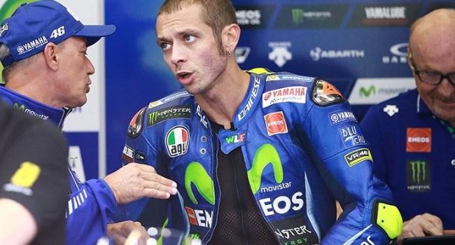 Pelatih: Rossi Bisa Menang Jika Motornya Sudah Oke