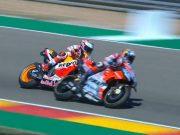Dovi Menang di MotoGP Aragon, Rossi Finis ke-9