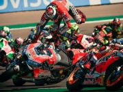 Lorenzo Tuding Marquez Penyebab Kecelakaan di Aragon