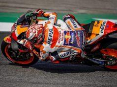 T10 Aragon Jadi 'Marquez Corner', Rossi Harap Namanya Ada di Mugello