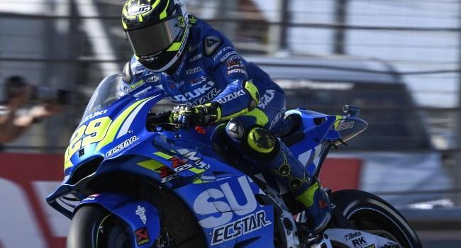 Hasil Lengkap Pemanasan MotoGP Aragon, Spanyol 2018