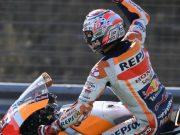 Marquez Akan Tinggalkan Honda, Bukan Karena Lorenzo