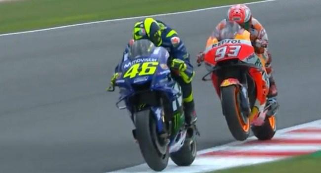 Kenapa Marquez Ingin Berdamai dengan Rossi?