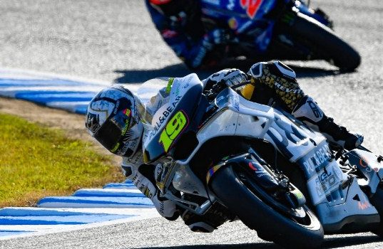 Resmi! Bautista Gantikan Lorenzo di MotoGP Australia