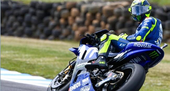 Rossi Dipastikan Gagal Rebut Runner-up 2018