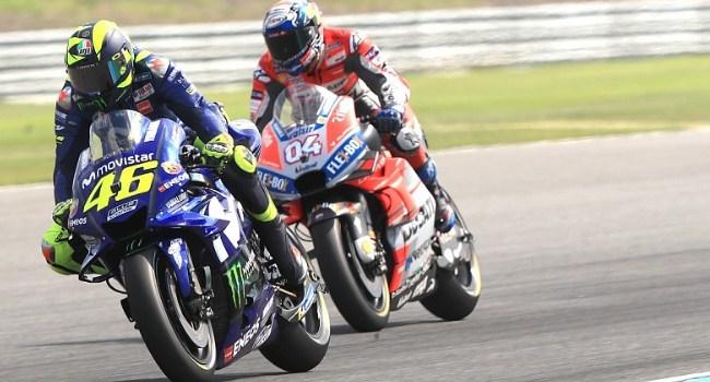 Masalah Yamaha Malah Untungkan Rossi