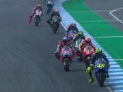 Hasil Lengkap Race MotoGP Buriram, Thailand 2018