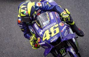 Mampukan Rossi Rebut Posisi Runner-up dari Dovi?