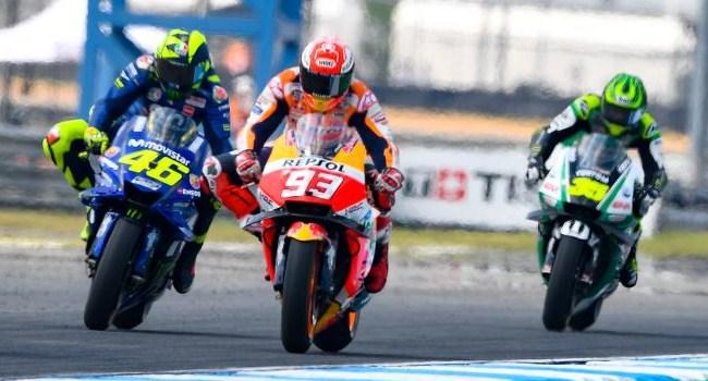 Rossi Tak Cemas Marquez Lampaui Jumlah Gelarnya