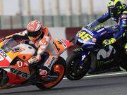 Rossi: Sulit Capai Limit Marquez