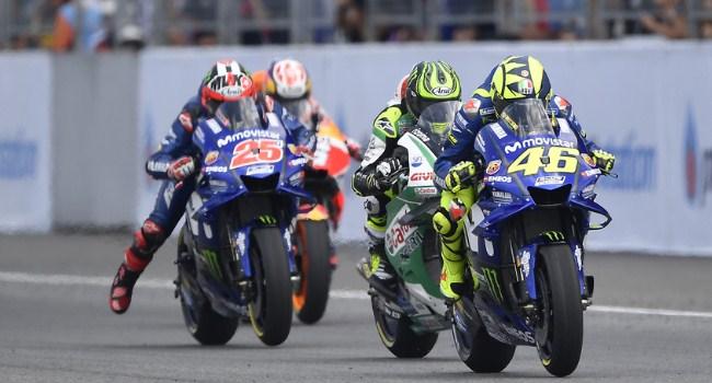 Vinales Harus Buktikan diri Lebih Baik dari Rossi