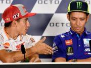 Chico Lorenzo: Marquez Ganggu Rossi di Sepang, Tak Ada Tendangan