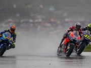 Rossi: Dari Mana Dovi Dapat Ban Baru Setelah Red Flag?