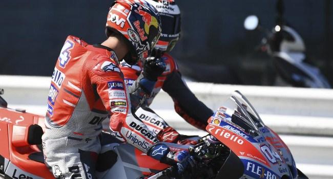 Lorenzo: Semoga Ducati Tambil Buruk Tahun Depan