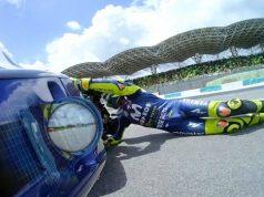 Marquez Jelaskan Penyebab Rossi Jatuh di MotoGP Malaysia
