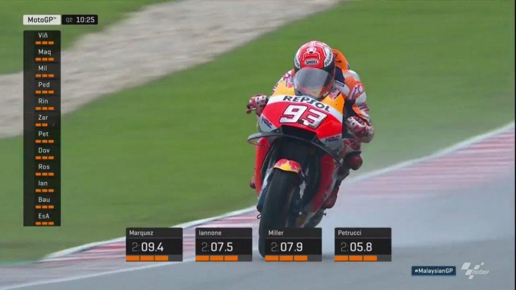 Marquez Raih Pole MotoGP Malaysia, Rossi Start ke-3