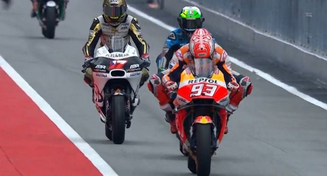 Hasil Lengkap Latihan Bebas 4 MotoGP Malaysia 2018