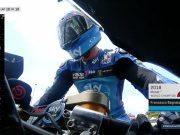Francesco Bagnaia Segel Juara Dunia Moto2 2018 di Malaysia