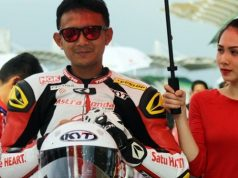 Profil Dimas Ekky Pratama, Jagoan Indonesia di Moto2 2019