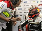 Bourguignon: Honda Tidak Butuh Stoner