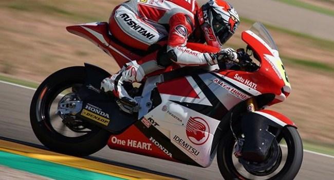Resmi di Moto2, Dimas Ekky: Dulu Orang-orang Tak Percaya Saya