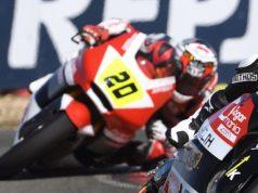 Dimas Ekky Ikut Trial Game Asphalt untuk Persiapan Moto2 2019