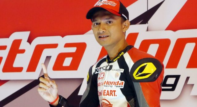 Cerita Dimas Ekky Bisa Menembus Moto2 2019