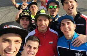 Peran Besar Rossi Ciptakan Monster-monster Moto2