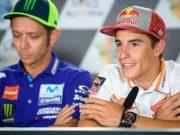 Rossi: Marquez Akan Tetap Kuat di 2019