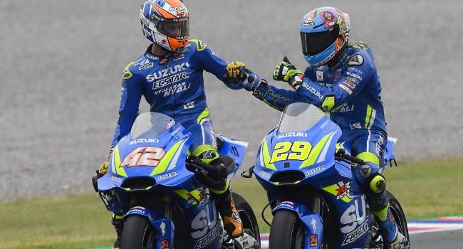 Brivio: Suzuki Kompetitif Karena Seteru Iannone vs Rins