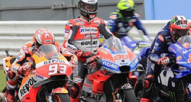 Honda Rektur Lorenzo Karena Takut dengan Marquez?