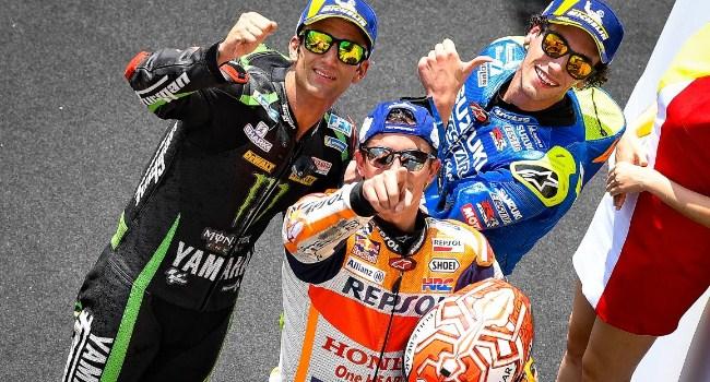 Marquez: Saya Bukan Pembalap Tak Terkalahkan