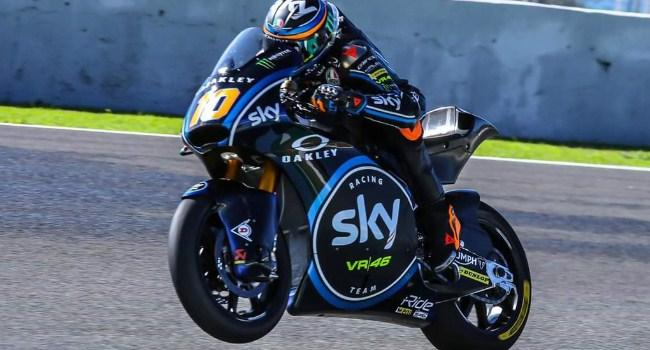 Marini: Triumph Bikin Moto2 Makin Mirip MotoGP