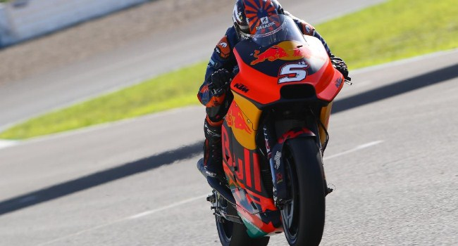 Zarco: Tak Perlu Ubah Gaya Balap dengan KTM